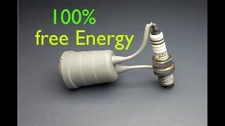 free energy generator new idea free electricity 2019