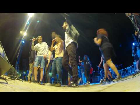 Best Of You - Foo Fighters cover by The FIGHTERS - Cilento for Africa Music Festival