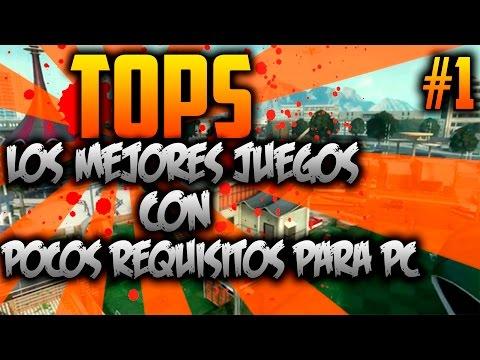 Los Mejores Juegos Con Pocos Requisitos Para PC + Links De Descarga 2015