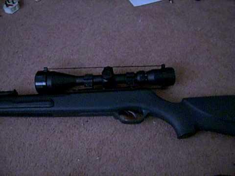 gamo CFX .22 air rifle review