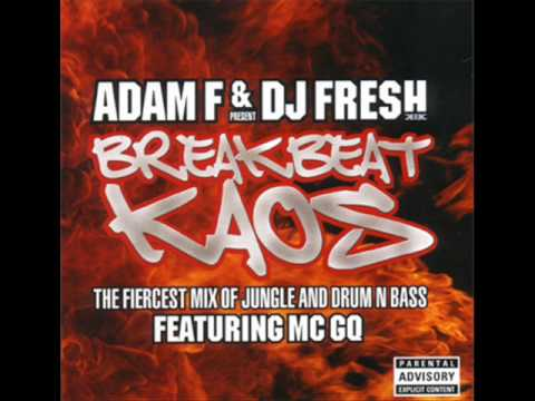 Adam F and DJ Fresh presents Breakbeat Kaos (clip)