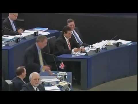 UKIP Nigel Farage asks Mr Cameron, why not accept my challenge for a debate? - Nov 2012