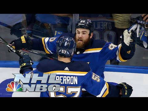 NHL Stanley Cup Final 2019: Bruins Vs. Blues | Game 4 Extended Highlights | NBC Sports