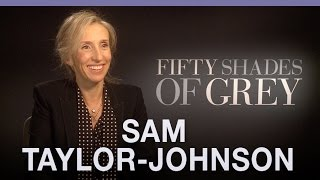50 Shades of Grey director Sam Taylor-Johnson clashed with EL James