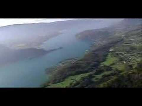 How relax is paragliding Video