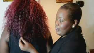 Crochet Braids Detroit : Crochet Braids: Deep Twist BG & 99J (includes Braiding Pattern)