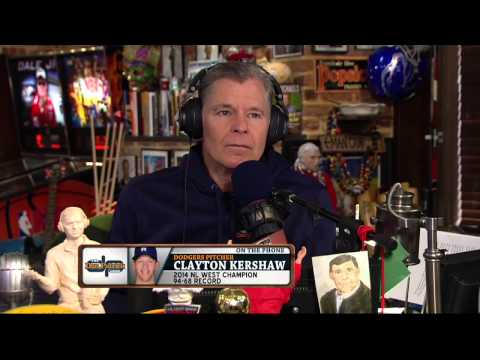 Clayton Kershaw on the Dan Patrick Show (Full Interview) 11/13/14