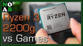 Ryzen 3 2200g & Vega 8 iGPU Gaming Performance (Far Cry 5, Fortnite, PUBG, Overwatch, and More)
