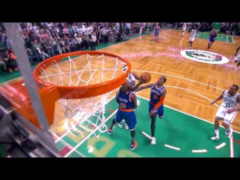 Throwback: Celtics goes for 20-0 run vs. Knicks in Pierce's and KG's last game in Boston uniform