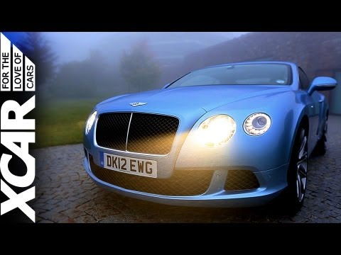 Bentley Continental GT Speed - XCAR