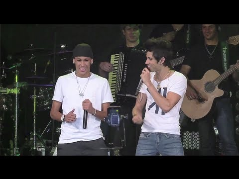 Gusttavo Lima &amp; Neymar - BALADA (TCH&#202; TCHERERE TCH&#202; TCH&#202;)