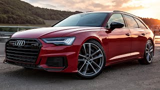 FINALLY! 2020 AUDI S6 AVANT - Very controversial engine choice - WISE or INSANE? The V6T Diesel!