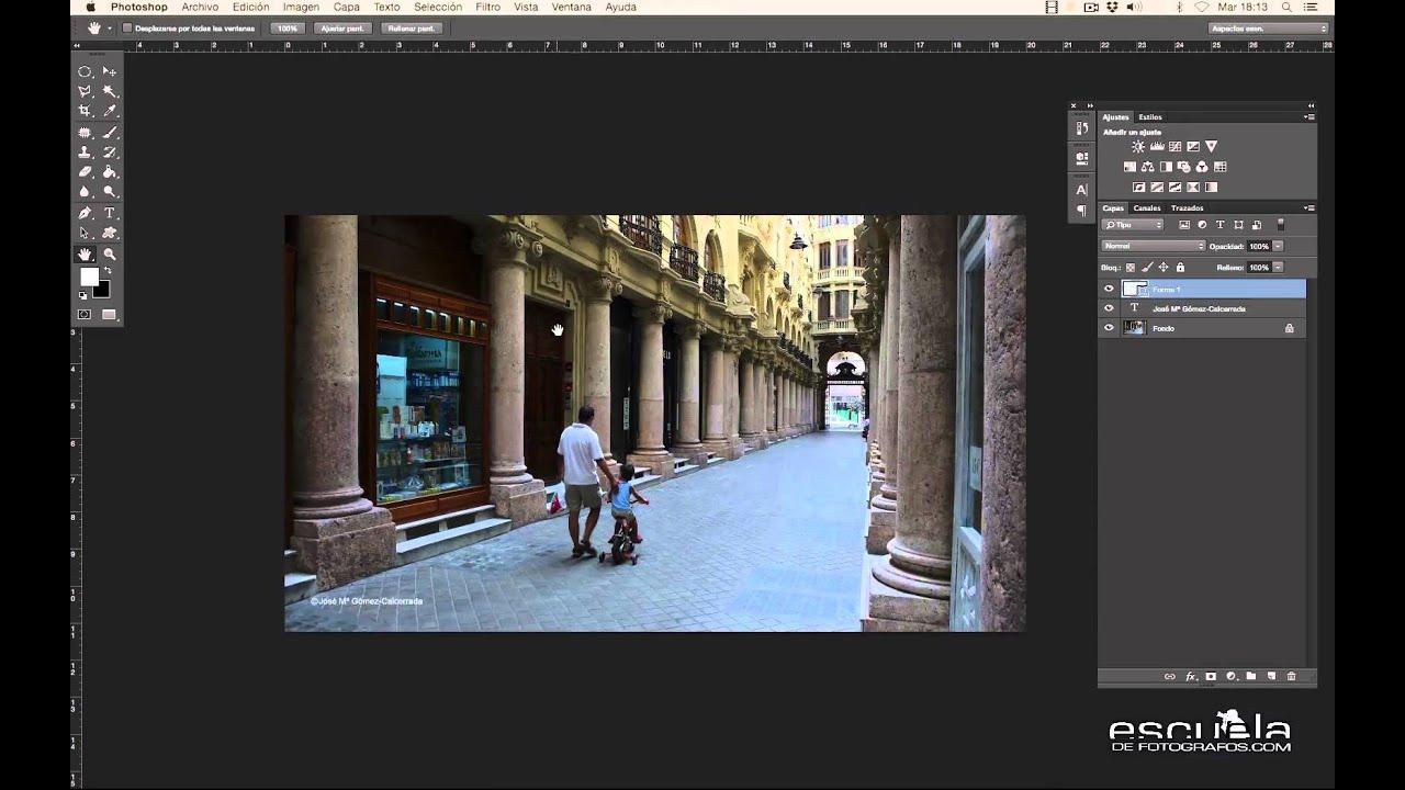 Corregir fotografias desenfocadas con photoshop 20
