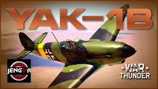 War Thunder Premium Review: Yak-1B [Captured Brilliance!]