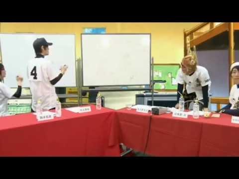 DNA niconama ep 3 (Okamoto + Hanae cut) (English Subbed)