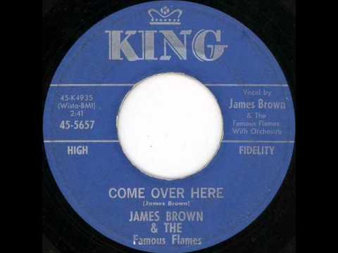 James Brown - Come Over Here