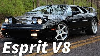 A very surprising car! || 2000 Lotus Esprit V8 SE Twin-Turbo || Full Tour & Start Up