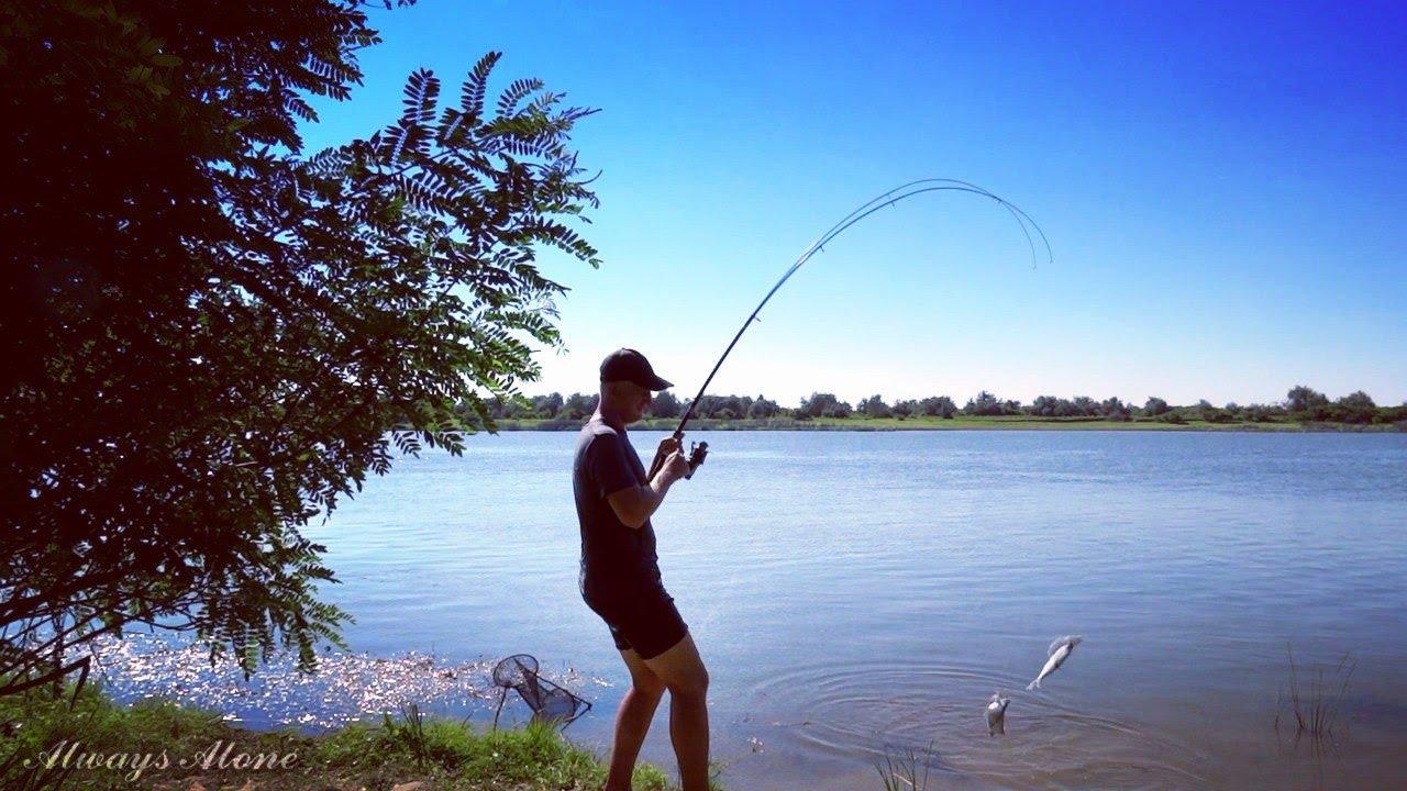 Рыбалка на закидушки и их изготовление своими руками