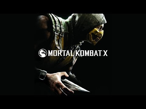 Mortal Kombat X Gameplay Trailer - E3 2014