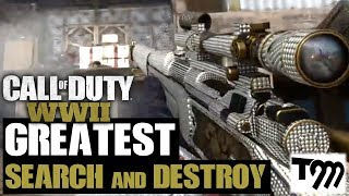 GREATEST ROUNDS EVER!! - Call of Duty WW2 - S&D Kills of the Week (COD Top Plays)