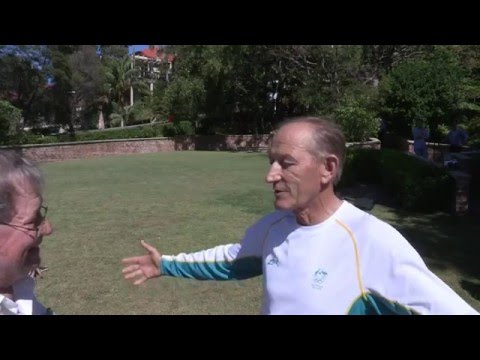 Australian Olympic Sailing Coach Viktor Kovalenko On Preparations for the Rio Olympics
