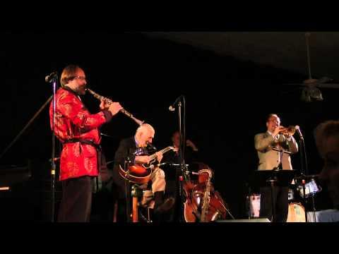 MARTY GROSZ PLAYS HORACE GERLACH at JAZZ AT CHAUTAUQUA (Sept. 17, 2011)