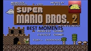Best of SGB Plays: Super Mario Bros. The Lost Levels