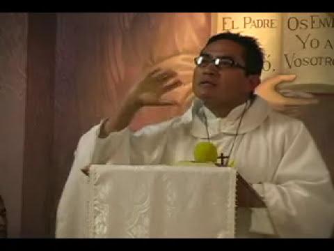 La fuerza de la Palabra homilia de Padre Charly en Radio Mision MSP.flv