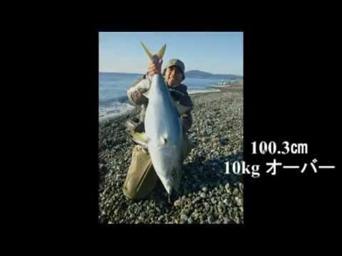 【サーフ格闘技戦!】鰤100cm10kg BATTLE18