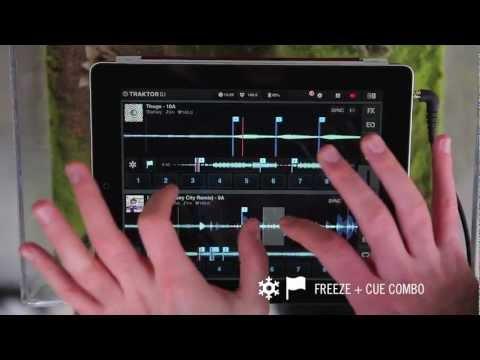 DJ Shiftee Takes On TRAKTOR DJ | Native Instruments
