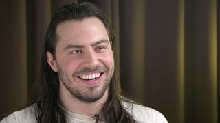 "Q & A With Andrew W.K.: ""A Role Model for Fun"""