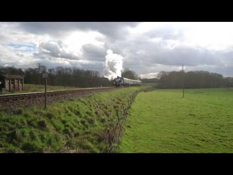 Thomas The Tank Engine   Pokehill Farm Crossing 16/04/2016