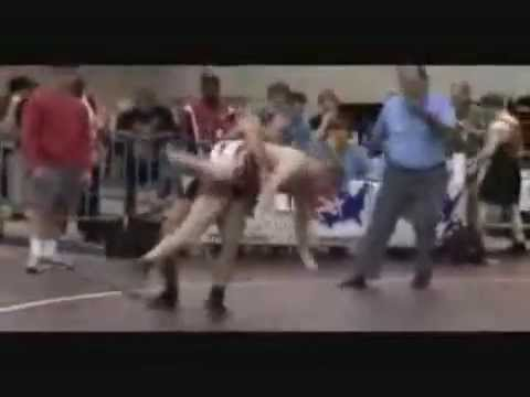 2009 Freestyle/Greco-Roman Wrestling Highlights Image 1