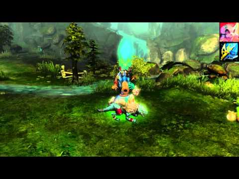 Heroes of Newerth - Marauder Nitro