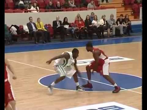 Moment of the Year in the Russian Basketball League