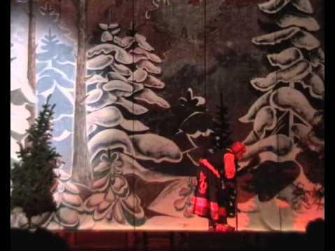 Новогодняя сказка для детей - Емелин Новый год -2013 - Кулебаки. Дворец Культуры им. Дубровских