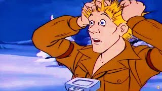 Ghostbusters | Runaway Choo Choo | TV Series | Full Episodes | Cartoons For Childen