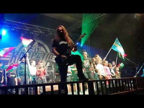 Kárpátia koncert - Huszár