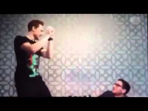 Tom Hiddleston & Robert Downey Jr || I Like To Dance