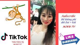 Tik Tok# DÀN HOT GIRL NÓNG BỎNG TIẾP LỬA ĐỘI TUYỂN VN ASIAN CUP 2019