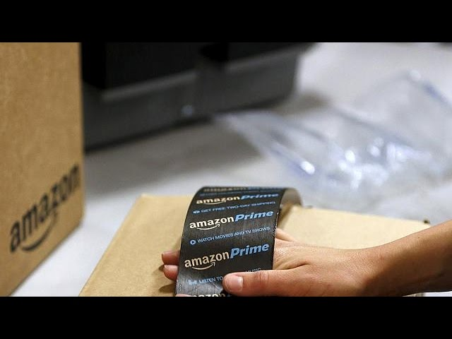 "Amazon apresenta vídeo sobre um ""drone"" para entregar encomendas - economy"