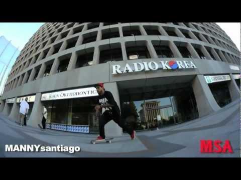 SLAY SUNDAY: Manny Santiago