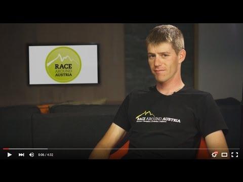 Interview nach dem Race Around Austria 2015