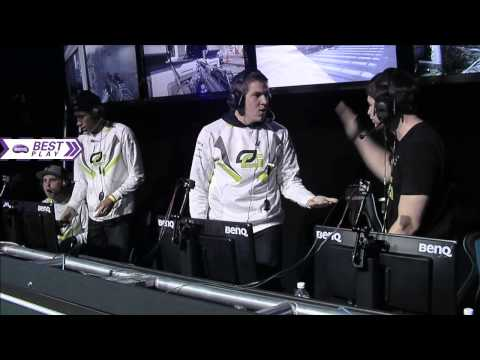 BenQ Best Play - Optic Nation's Buzzer-Beater Win - North American Championships