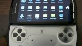 Playstation Phone_ Actual Video!!!