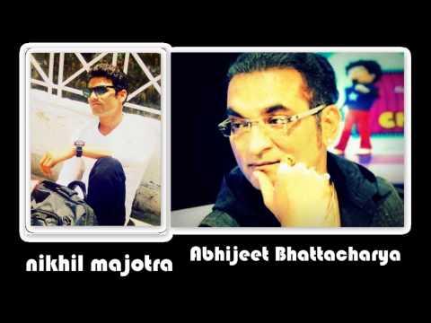 Abhijeet Bhattacharya | Nikhil Majotra | Mega Final Of  'benadryl Big Golden Voice' Contest video