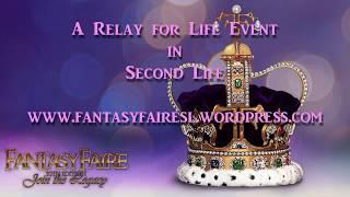 Fantasy Faire 2018  - Building the  Fantasy Hope Lodge at Ardessa