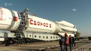 Avrupa Uzay Ajansı, Mars'a uzay mekiği gönderdi