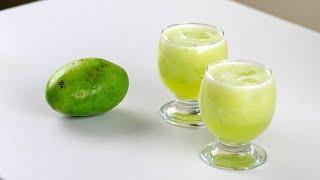 Green Mango Juice Recipe | Raw Mango Juice