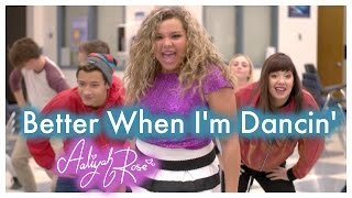 Download Meghan Trainor - Better When I'm Dancin' (Cover) by AaliyahRose 3Gp Mp4